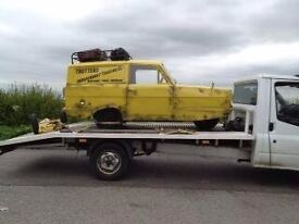 Essex Car Transport & Recovery Services - Breakdown, Classic Car Transport Scrap Cars Non Runners