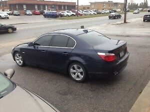 2004 Bmw 530i 6 Cylinders Car For
