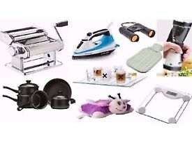 Wholesale/Job Lots Available - All Brand New Products - Edinburgh Area