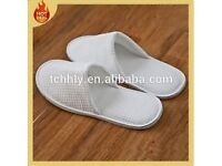 20 HOTEL DISPOSABLE SLIPPERS SIZES MEDIUM/LARGE