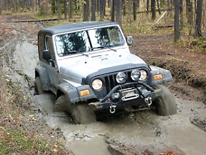 2004 Jeep TJ Rocky Mountain