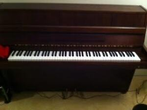 Good Condition Piano - Moving Must Go