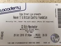 Heaven 17 tickets for 26th October!