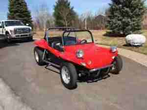 DUNE BUGGY ROUGE 1971
