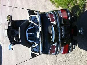 honda goldwing abs, gps, sieges chauffant