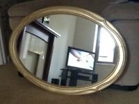 Oval Mirror for sale