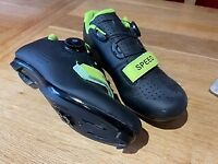 SPEED Road Cycling Shoes Size 4
