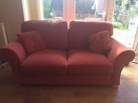 2 seater sofa and sofa bed