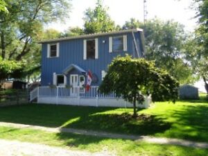 RARE FIND 14 YEAR OLD 2 STOREY ON WATER FRONT LOT