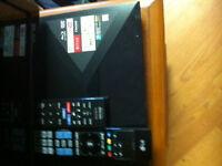 Télévision LG 47 pouces et dvd blu-ray Sony