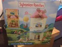 Sylvanian families Primrose Baby Windmill - in box