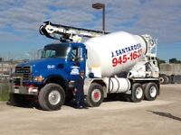 CONCRETE TRUCK DRIVER - IMMEDIATE OPENING