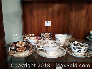 China Tea Cups A