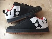 DC skateboard shoes brand new - never worn - size 7