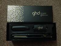 Hair Straighteners - GHD V Gold mini styler (unused)