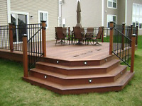 Custom Deck / Fence Installations and More