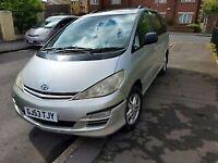 Toyota, PREVIA, MPV, 2003, Other, 2362 (cc), 5 doors