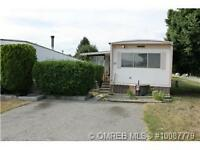 New Listing West Kelowna Mobile Home