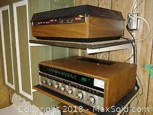 Rotel am Fm Stereo Receiver, GXC Cassette Stereo and More
