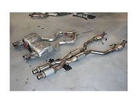 bmw e93 m3 full exhaust system for sale call parts