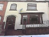 *LET BY** 5 BEDROOM HOUSE**RUSHTON ROAD**NO DEPOSIT**DSS ACCEPTED**