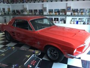 1967 mustang v8 rego & rwc must see!!! Beaconsfield Cardinia Area Preview