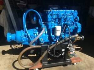 Nissan SD23 Marine Diesel and Transmission. Rankin Park Newcastle Area Preview