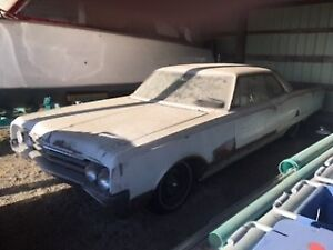 1965 Olds 98 2 Door Project Car