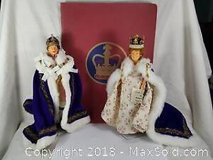 King George VI Coronation Dolls And Booklet