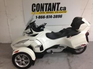 2011 Can-Am SPYDER RT LTD 991 ETC (SE5)