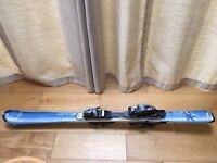 Rossignol Saphir 300 Women's Skis with Bindings