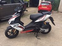 Aprilia SR 50 R 50cc scooter *low mileage* *great condition*