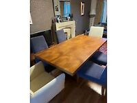 lovely Dining Table and 6x chairs from John Lewis