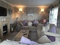 Recently renovated 1990 Omar Heritage lodge on Wild Rose Holiday Park near Lake District and Dales