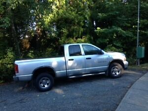 2003 Dodge Power Ram 1500 Chrome Pickup Truck