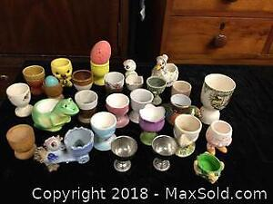 Egg Cup Collection