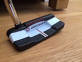 Odyssey O-Works 1W Putter with Superstroke 2.0 Grip.