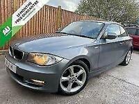 2010 59 BMW 1 SERIES 2.0 118D SPORT 2D 141 BHP DIESEL