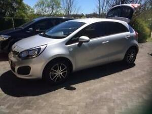 2011 Kia Rio Hatchback Bolwarra Heights Maitland Area Preview