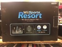 Limited Edition Wii Sports resort Package (Black)