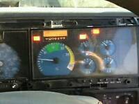 Mercedes otego dashboard