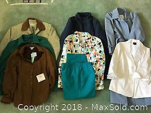 Ladies Small Clothing 2 - B