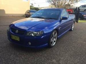 2004 Holden Commodore SS VZ 5.7L V8 Ute - Automatic, Leather Waratah Newcastle Area Preview