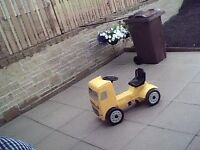 Pedal car/truck
