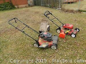 Lawn Mowers A