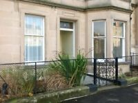 Central, Comely Bank - Bright, attractive, 2 double bedrooms, main door flat