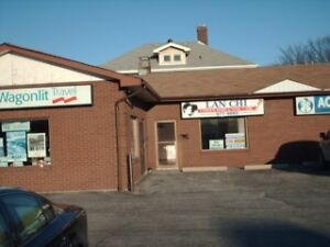 Unit Available In Strip Mall Good Location