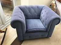 chesterfield chair *FREE*