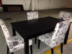 Dining Table and Chairs Logan Central Logan Area Preview