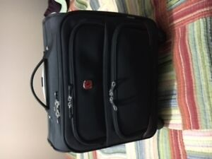 Swiss Gear Rolling Laptop and Work Bag